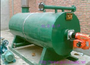 10大卡燃气立式导热油锅炉