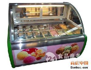 武汉冰淇淋展示柜 冰淇淋冷藏柜什么牌子好