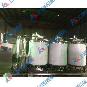 优质分体式CIP清洗系统