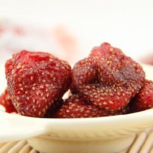 鲜引力草莓果干