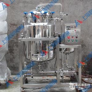 鲜奶吧单罐型巴氏杀菌机200L