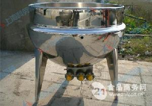 (立式)电加热夹层锅