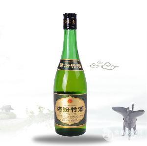 杏花村酒 475ml杏汾竹酒 厂家直销 连锁加盟