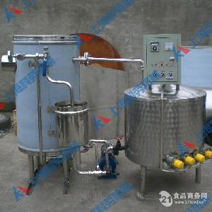 标准型电加热超高温瞬时灭菌机