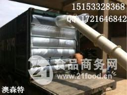 化肥散装专用集装箱内衬袋