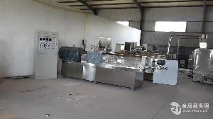 养殖鱼饲料膨化机械设备