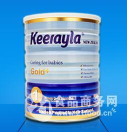 康智实业供应可瑞乐婴幼儿配方奶粉,无抗生素