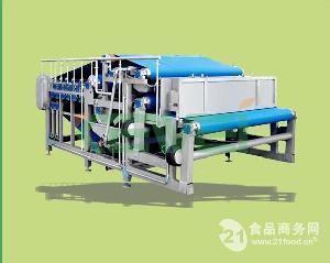DYJ型带式榨汁机