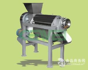 LZ型螺旋榨汁机