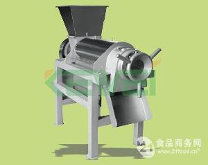 椰肉榨汁机