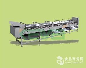 江苏科威机械水果分级机