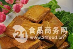 五香麻辣豆腐干培训
