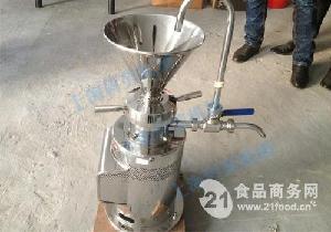 JML-80型立式不锈钢胶体磨