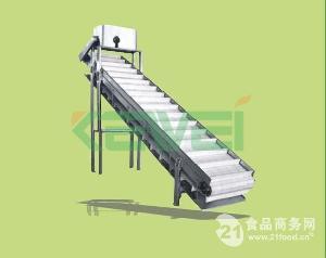 FTJ型工程塑料链板式升运机