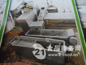 鸡胗油自动化处理设备