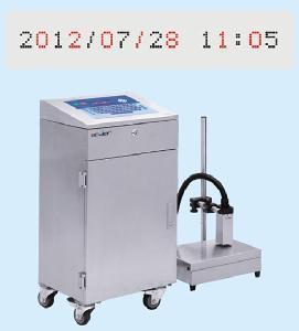 易码喷码机应于日化、电子、饮料
