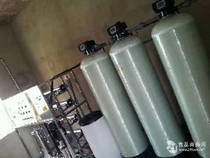 小型高效节能反渗透纯净水设备