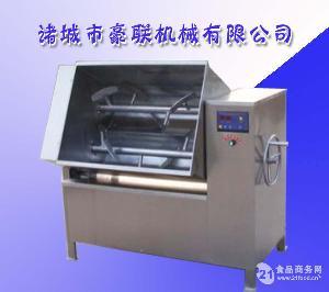 水晶腸加工專用雙絞龍拌餡機