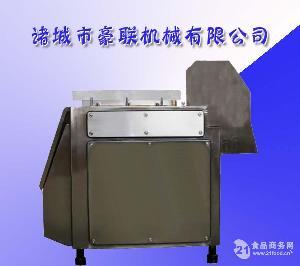 不锈钢冻肉切块机