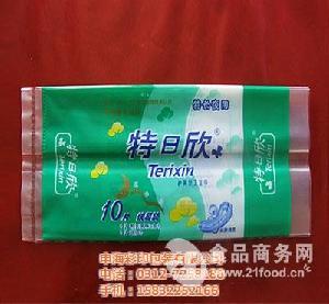 卫生纸袋 卫生纸包装袋生产厂家