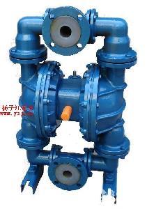 衬氟气动隔膜泵衬氟电动隔膜泵