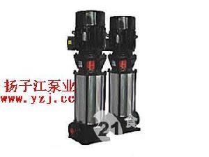 多级泵:GDL型立式多级管道泵