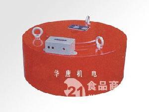电磁悬挂除铁器