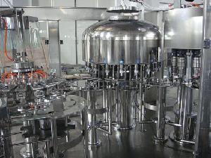 中小型纯净水生产机械
