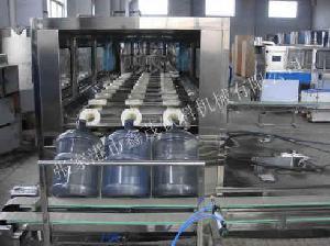 QGF-300桶装水生产线