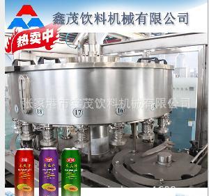 马口铁八宝粥果汁凉茶生产线