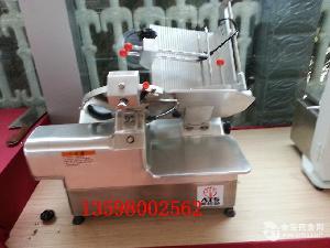 LIU-320冻肉切片机 切羊肉卷机 羊肉切片机 冻肉刨片机