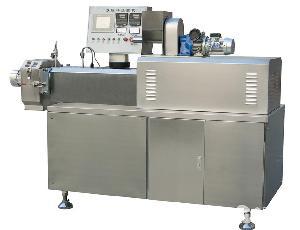 双螺杆实验膨化机