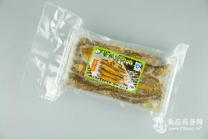 山老头 香辣富贵鱼全籽12条/盒 即食