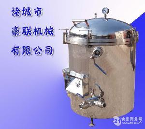 食品级不锈钢滤油机真空过滤机