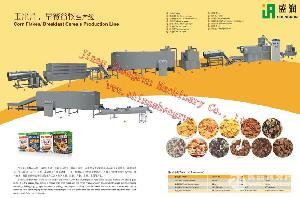 休闲玉米片生产线  玉米片加工设备