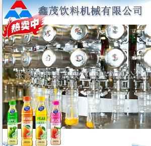小型果汁灌装机机械设备