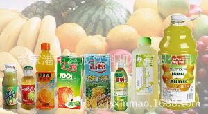每小时10000瓶橘子汁饮料设备