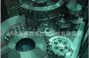 灌装机设备碳酸饮料生产线
