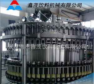 中小型果汁机设备生产线