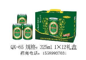24听纯生易拉罐啤酒