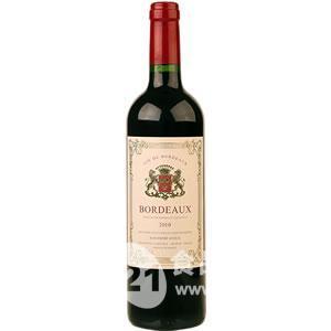帕图斯双狮波尔多珍藏干红葡萄酒