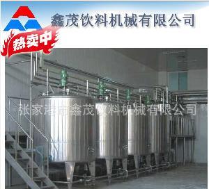 饮料生产前处理设备