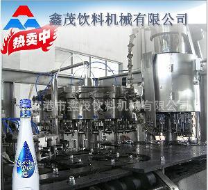 瓶装灌装机饮用水辅助生产线