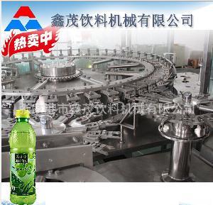 瓶装果汁机生产线设备机械