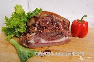 伊赛牛杂牛肉五香牛头肉牛脸肉
