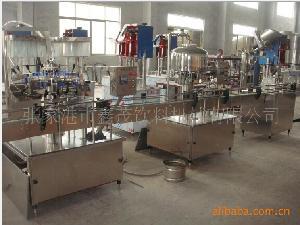 易拉罐灌装机械生产线灌装设备