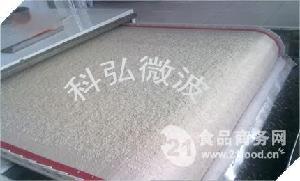 KH-HPTN系列大型杂粮微波烘干杀菌设备