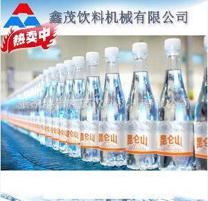 小瓶装灌装设备纯净水生产线