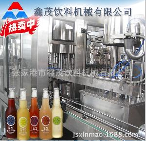 小型葡萄汁生产辅助灌装机械