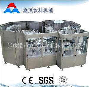 瓶装500毫升饮用水生产线设备